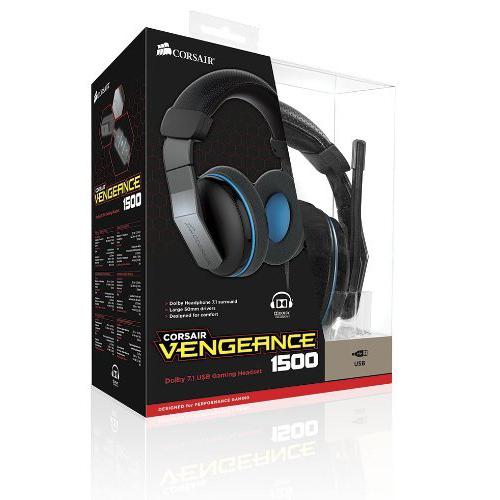 eeb8bcdbfe7 Corsair Vengeance 1500 Dolby 7.1 USB Gaming Headset – Thank Deal